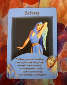 June's Message: Bethany