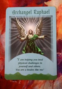 Virgo: Archangel Raphael