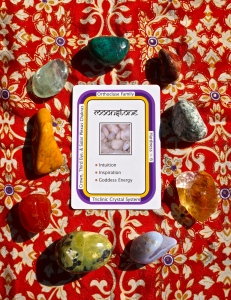 August's Message: Moonstone
