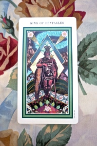 Gemini: King of Pentacles