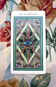 Cancer: Ace of Pentacles