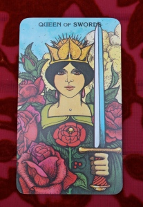 Gemini: Queen of Swords