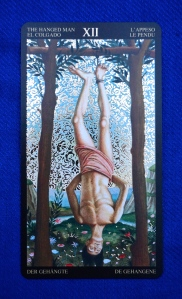Gemini: XII The Hanged Man