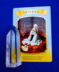Libra, Lady Mary offers you a Mother's blessing this month.